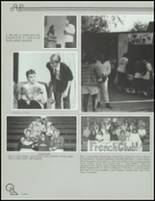 1989 West High School Yearbook Page 142 & 143