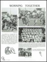 1989 West High School Yearbook Page 152 & 153