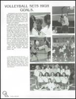 1989 West High School Yearbook Page 154 & 155