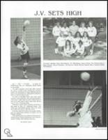 1989 West High School Yearbook Page 156 & 157