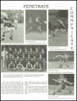 1989 West High School Yearbook Page 166 & 167