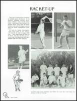 1989 West High School Yearbook Page 176 & 177