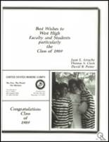 1989 West High School Yearbook Page 194 & 195