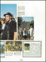 1993 Bella Vista High School Yearbook Page 24 & 25