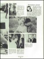 1993 Bella Vista High School Yearbook Page 34 & 35