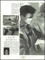 1993 Bella Vista High School Yearbook Page 70 & 71