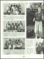 1993 Bella Vista High School Yearbook Page 90 & 91