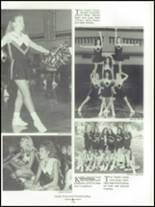 1993 Bella Vista High School Yearbook Page 124 & 125