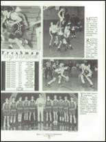 1993 Bella Vista High School Yearbook Page 132 & 133
