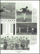 1993 Bella Vista High School Yearbook Page 142 & 143