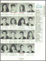 1993 Bella Vista High School Yearbook Page 160 & 161