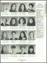 1993 Bella Vista High School Yearbook Page 168 & 169