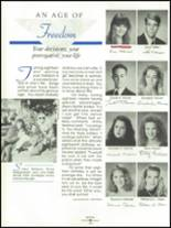 1993 Bella Vista High School Yearbook Page 176 & 177