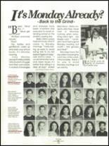 1993 Bella Vista High School Yearbook Page 188 & 189