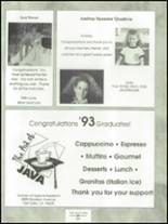 1993 Bella Vista High School Yearbook Page 264 & 265