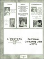 1993 Bella Vista High School Yearbook Page 274 & 275