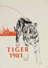 1981 Yearbook Wewoka High School