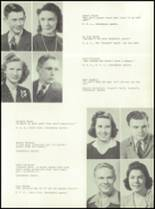 1942 Aledo High School Yearbook Page 26 & 27