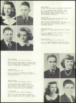 1942 Aledo High School Yearbook Page 28 & 29