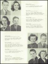 1942 Aledo High School Yearbook Page 30 & 31