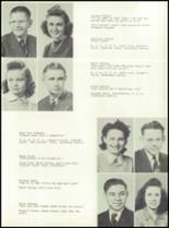 1942 Aledo High School Yearbook Page 32 & 33