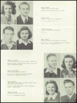1942 Aledo High School Yearbook Page 34 & 35
