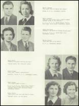 1942 Aledo High School Yearbook Page 36 & 37