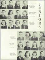 1942 Aledo High School Yearbook Page 38 & 39