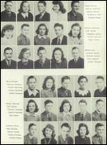 1942 Aledo High School Yearbook Page 40 & 41