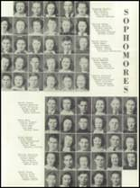 1942 Aledo High School Yearbook Page 42 & 43