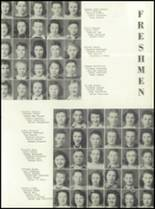 1942 Aledo High School Yearbook Page 44 & 45