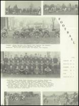 1942 Aledo High School Yearbook Page 54 & 55