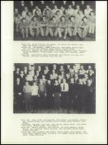 1942 Aledo High School Yearbook Page 56 & 57