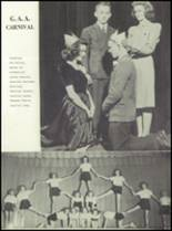 1942 Aledo High School Yearbook Page 64 & 65