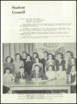 1942 Aledo High School Yearbook Page 84 & 85