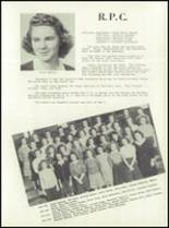 1942 Aledo High School Yearbook Page 86 & 87