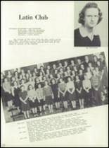 1942 Aledo High School Yearbook Page 90 & 91