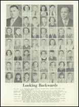 1942 Aledo High School Yearbook Page 112 & 113