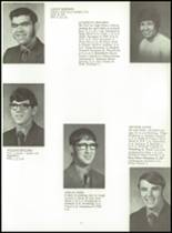 1971 Sherburn High School Yearbook Page 16 & 17