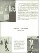 1971 Sherburn High School Yearbook Page 30 & 31