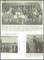 1971 Sherburn High School Yearbook Page 32 & 33