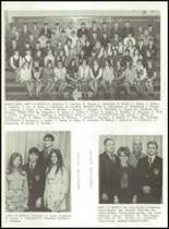 1971 Sherburn High School Yearbook Page 34 & 35