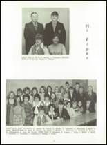 1971 Sherburn High School Yearbook Page 46 & 47