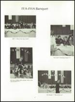 1971 Sherburn High School Yearbook Page 50 & 51