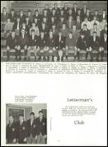 1971 Sherburn High School Yearbook Page 52 & 53