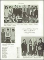 1971 Sherburn High School Yearbook Page 54 & 55