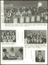 1971 Sherburn High School Yearbook Page 64 & 65