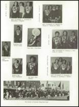 1971 Sherburn High School Yearbook Page 66 & 67