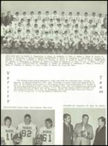 1971 Sherburn High School Yearbook Page 70 & 71