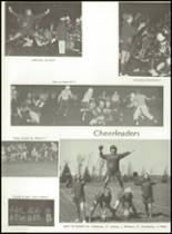 1971 Sherburn High School Yearbook Page 74 & 75
